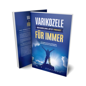 Varikozele Ratgeber (Taschenbuch + Ebook)
