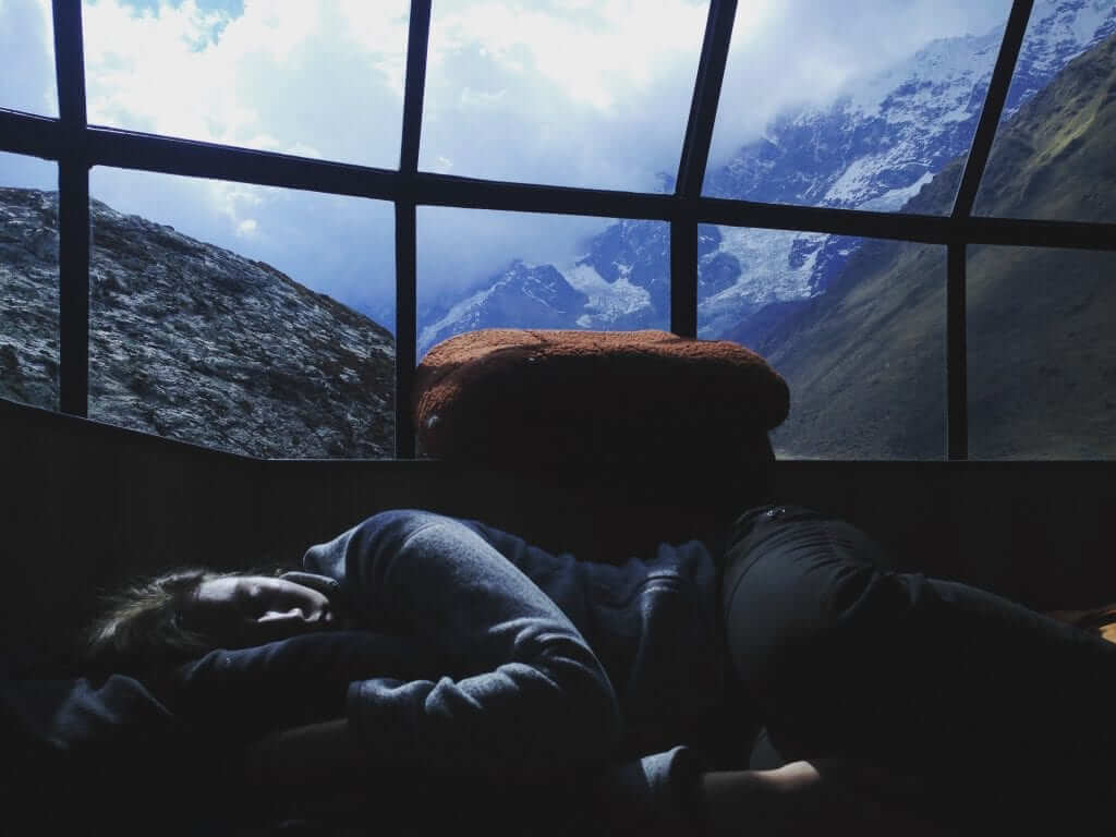 Varikozele Schlafposition