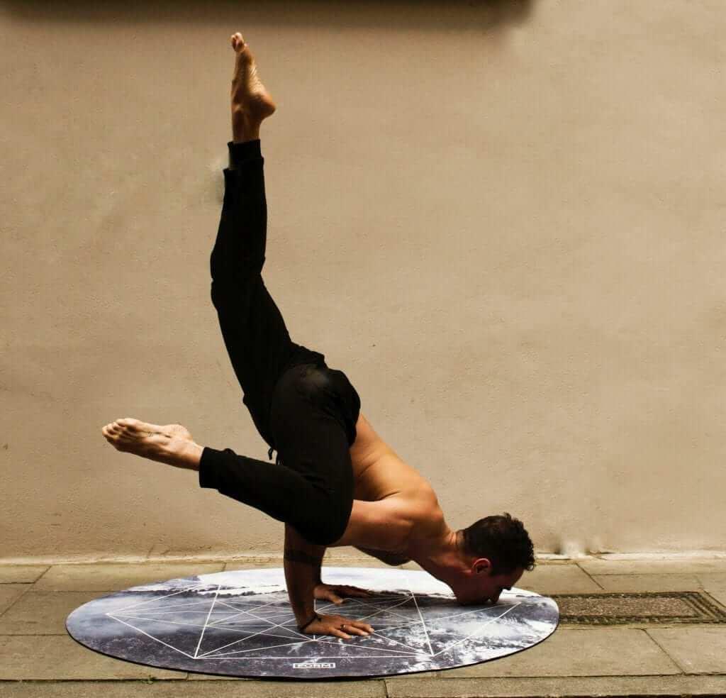 Varikozele Yoga